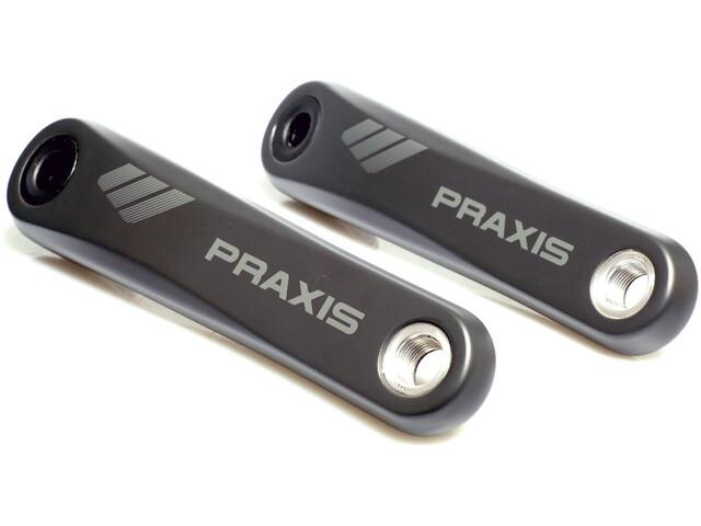PRAXIS WORKS eCrank Set Bosch/Yamaha Carbone